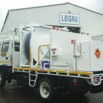 Legra Blasthole: Models 200 & 400